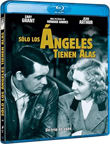 Solo Los Ángeles Tienen Alas [Blu-ray]
