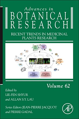 Recent Trends in Medicinal Plants Research (Volume 62) (Advances in Botanical Research, Volume 62)