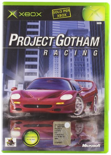 Project Gotham Racing Xbox