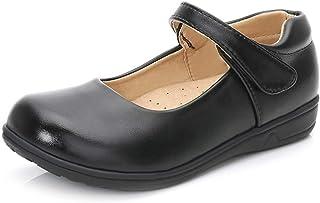 [テンカ] フォーマル靴 女の子 ベビーシューズ キッズ ドレスシューズ 子ども靴 ガールズ 無地 七五三 発表会 結婚式 入園式 入学式 卒業式 歩きやすい 軽量 かわいい カジュアル パンプス お祝い