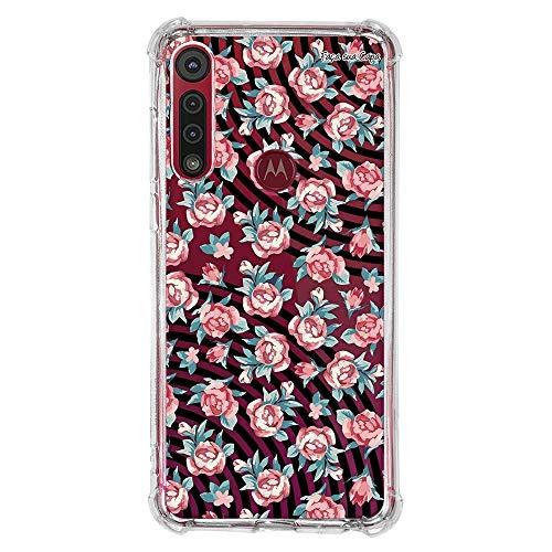 Capa Personalizada Motorola Moto G8 Play XT2015 - Floral - FL28