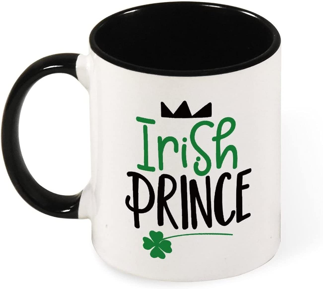 Ceramic coffee cup San Antonio Mall for cappuccino latte PRINCE or tea hot Al sold out. IRISH