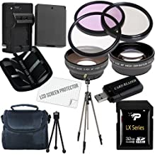 Zing Microfiber Cleaning Cloth Deluxe Case Accessory Saver Bundle!! Canon EF 1.4X III Telephoto Extender for Canon Super Telephoto Lenses Lens Pen Cleaner