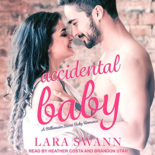 Accidental Baby audiobook cover art