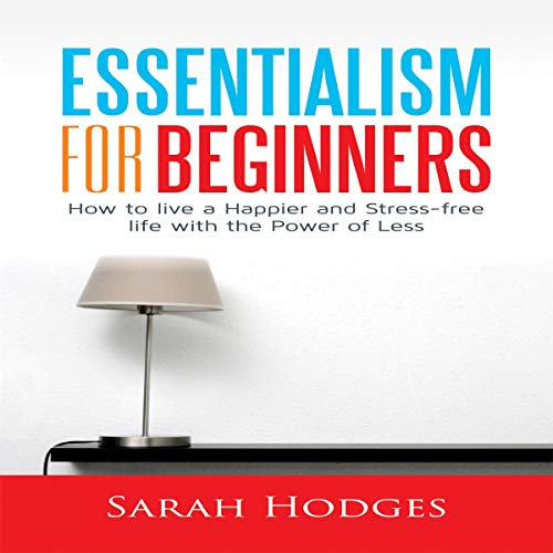 Essentialism for Beginners  By  cover art