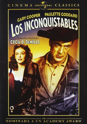 Inconquistables [DVD]