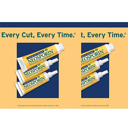 Neosporin Original First Aid Antibiotic Ointment 3pk Pack of 2  6 Tubes total