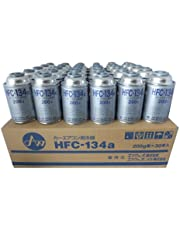 AIR WATER [ エアーウォーター ] カーエアコン用冷媒 [ 200g×30缶セット ] HFC-134a 【HTRC 2.2】