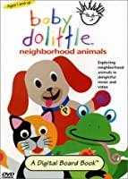 Baby Dolittle Neighborhood Ani [DVD] [Import]
