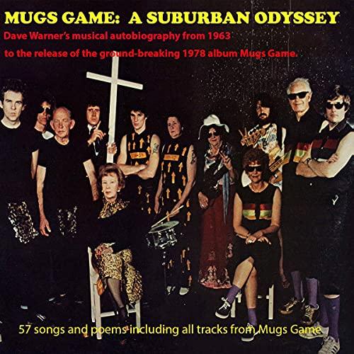 Mugs Game: A Suburban Odyssey cover art
