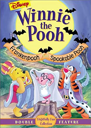 Winnie the Pooh - Frankenpooh and Spookable Pooh [Import USA Zone 1]