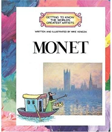 [(Monet )] [Author: Mike Venezia] [Oct-1995]