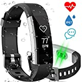Montre Connectée Smartwatch Bracelet Connecté Podometre Montre Sport IP67 Fitness...
