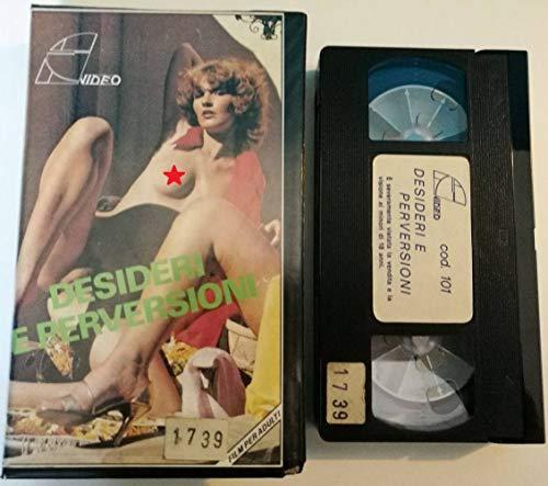 DESIDERI E PERVERSIONI - GF DISTRIBUZIONE (INEDITO IN DVD)