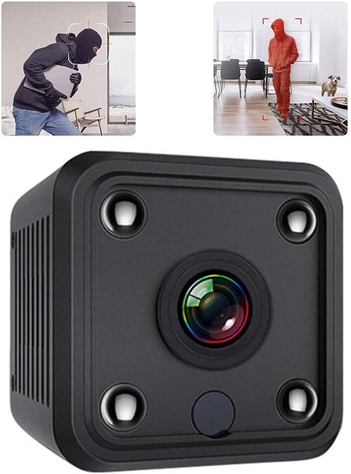 Discount mail order Surveillance Cameras Wireless Mini Max 55% OFF WiFi Camera 1080P Full HD Hom