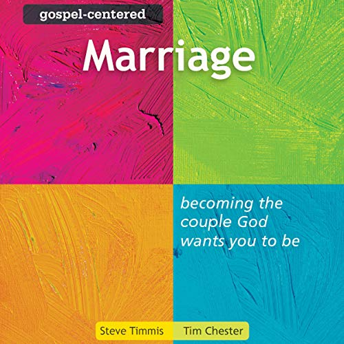 Gospel-Centered Marriage cover art