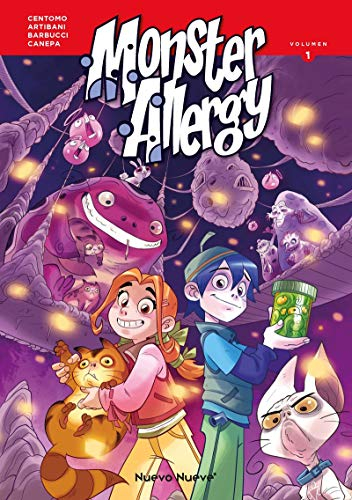 Monster allergy 1: Capítulos 1, 2 y 3
