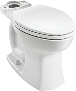 American Standard 3519A101.020 Edgemere Right Height Elongated Toilet-10-inch Rough-in, White