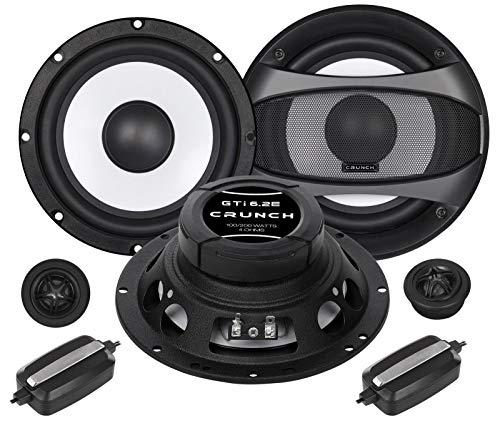 Crunch GTI6.2E - 16cm 2-Wege System Lautsprecher GTI 6.2E