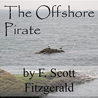The Offshore Pirate audiobook cover art