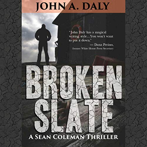 Broken Slate audiobook cover art