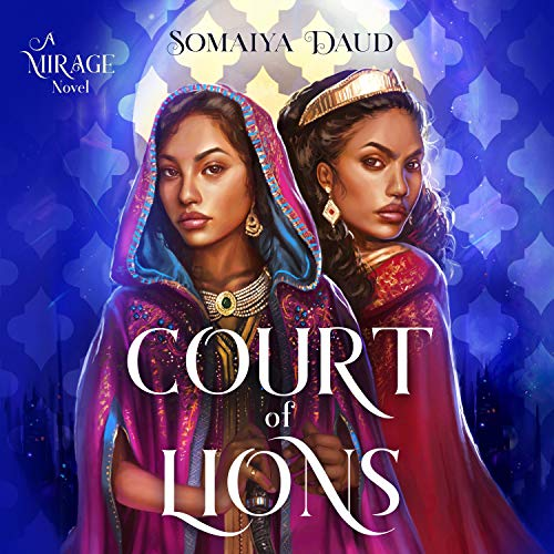 Court of Lions cover art