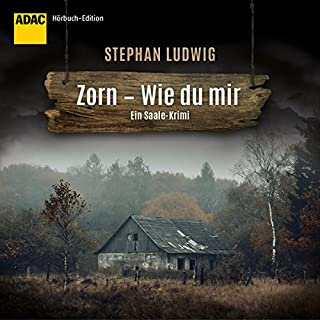 Zorn: Wie du mir: ADAC Hörbuch-Edition Titelbild