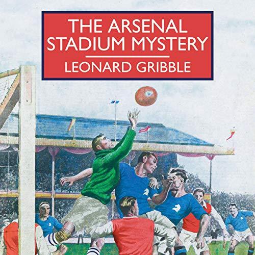 The Arsenal Stadium Mystery cover art