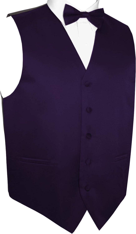 fcda4b251 Brand Brand Brand Q Men's Formal, Wedding, Prom, Tuxedo Vest & Bow-Tie Set  in Lapis c8cebe