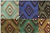 AMACO Artists Choice Lead-Free Glaze Set, Assorted Colors, Set of 6 Pints