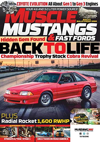 Muscle Mustangs amp Fast Fords