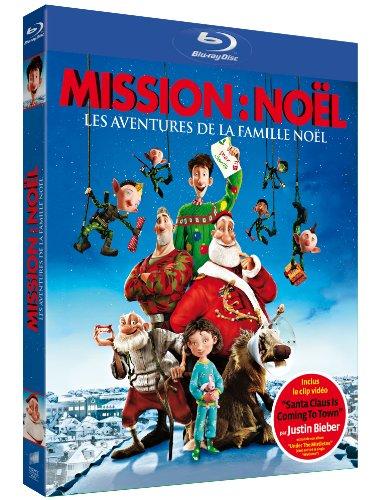 Mission Aventures de la Famille Noël [Blu-Ray]