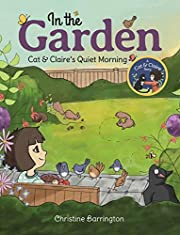 In the Garden: Cat & Claire's Quiet Morning