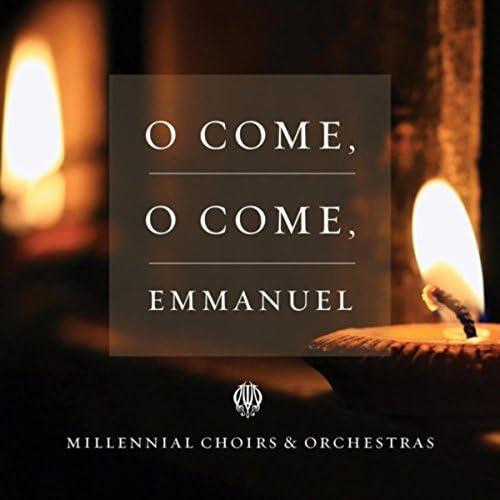 Millennial Choirs & Orchestras, Brandon Stewart, Brett Stewart, Joni Jensen, Cory Mendenhall & Brent Wells