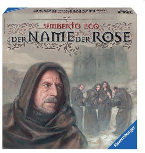 Ravensburger 26487 - Der Name der Rose