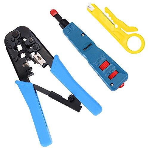 Vastar Network Cable Repair Kit - Network...