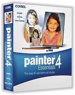 Corel Painter Essentials 4 Upgrade (Win/Mac) (Old Version)