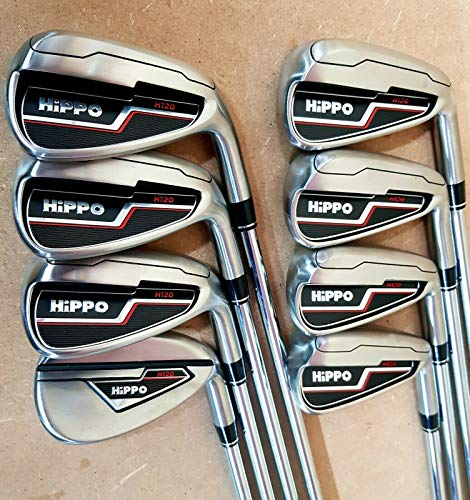 Clearance Golf Hippo H120 Herren-Bügeleisen für Rechtshänder, KBS Tour 90 Schaft + Lamkin-Griffe, 2020–21 Reihe (-0,5)