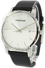 [カルバンクライン]ck Calvin Klein 腕時計 革ベルト スイス製 シティ 43mm K2G2G1CD メンズ [並行輸入品]