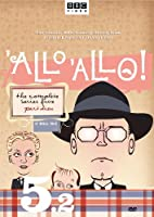 Allo Allo: Complete Series Five - Part 2 [DVD] [Import]