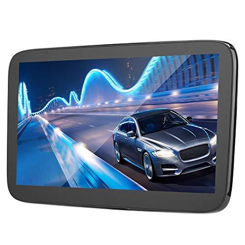 Asientos traseros con DVD de 4 núcleos, pantalla táctil HD de 11.6 pulgadas, multimedia para automóvil, con USB, parlantes integrados, monitor de reposacabezas, reproductor MP5 para