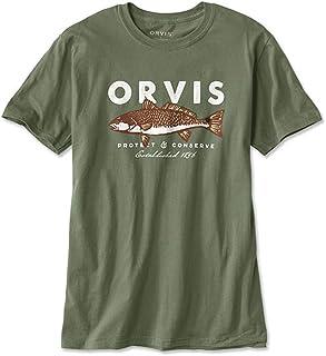 Orvis Men's Saltwater Slam Redfish T-Shirt