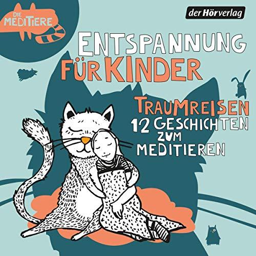 『Traumreisen - 12 Geschichten zum Meditieren』のカバーアート