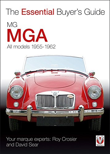 Image OfMG MGA 1955-1962: All Models