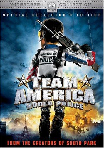 『Team America: World Police [DVD]』のトップ画像