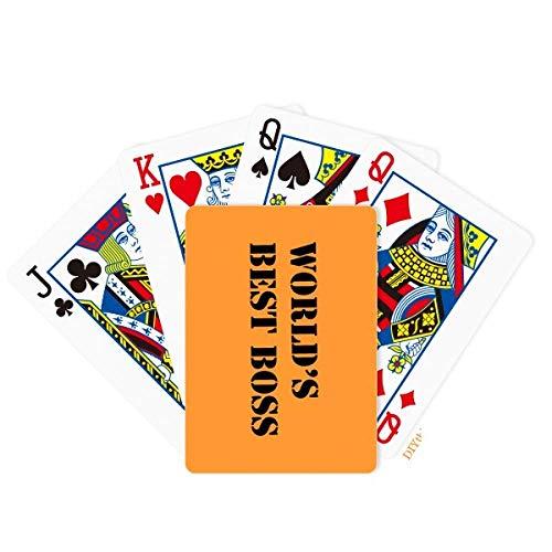DIYthinker Best Superior Higher-up Poker Playing Card Tabletop Board Game