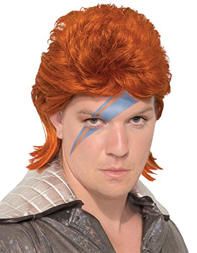 Forum Novelties 78384 70 S Rock Legend WIG (taglia unica)