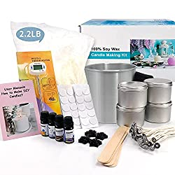 Image of Candle Making Kit – Easy to...: Bestviewsreviews
