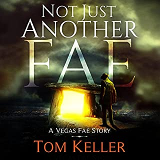 Not Just Another Fae audiobook cover art