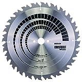 Bosch 2608640702 - Lama per sega circolare da tavolo, 350x30, 24 denti...